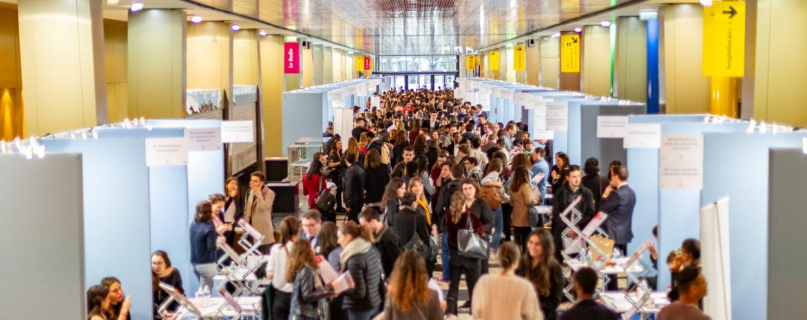 Forum des formations 2019 - centre Assas