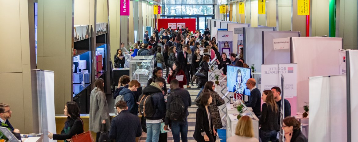 La Job Fair d'Assas 2019